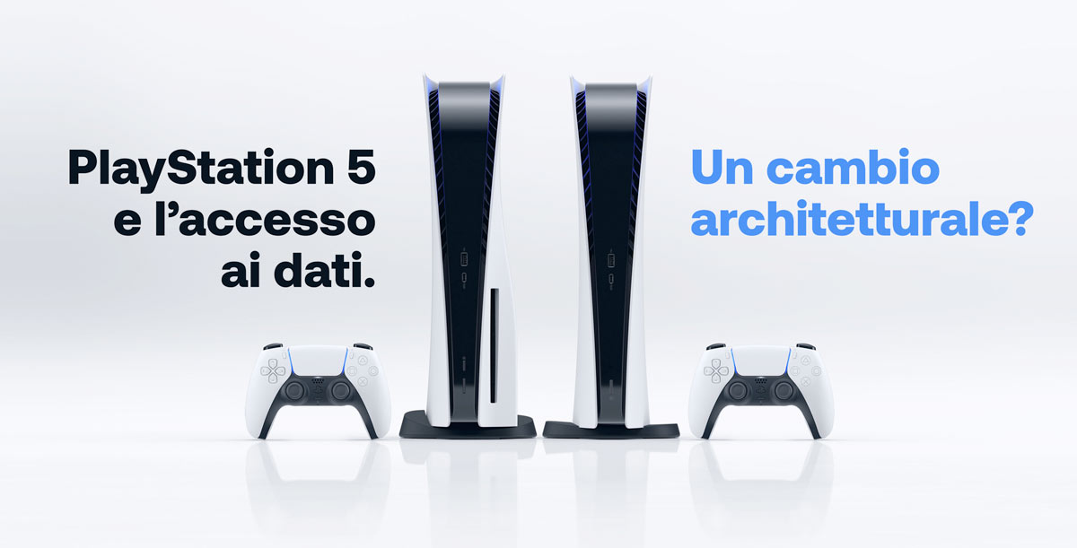 PlayStation 5 e l'accesso ai dati: un cambio architetturale?