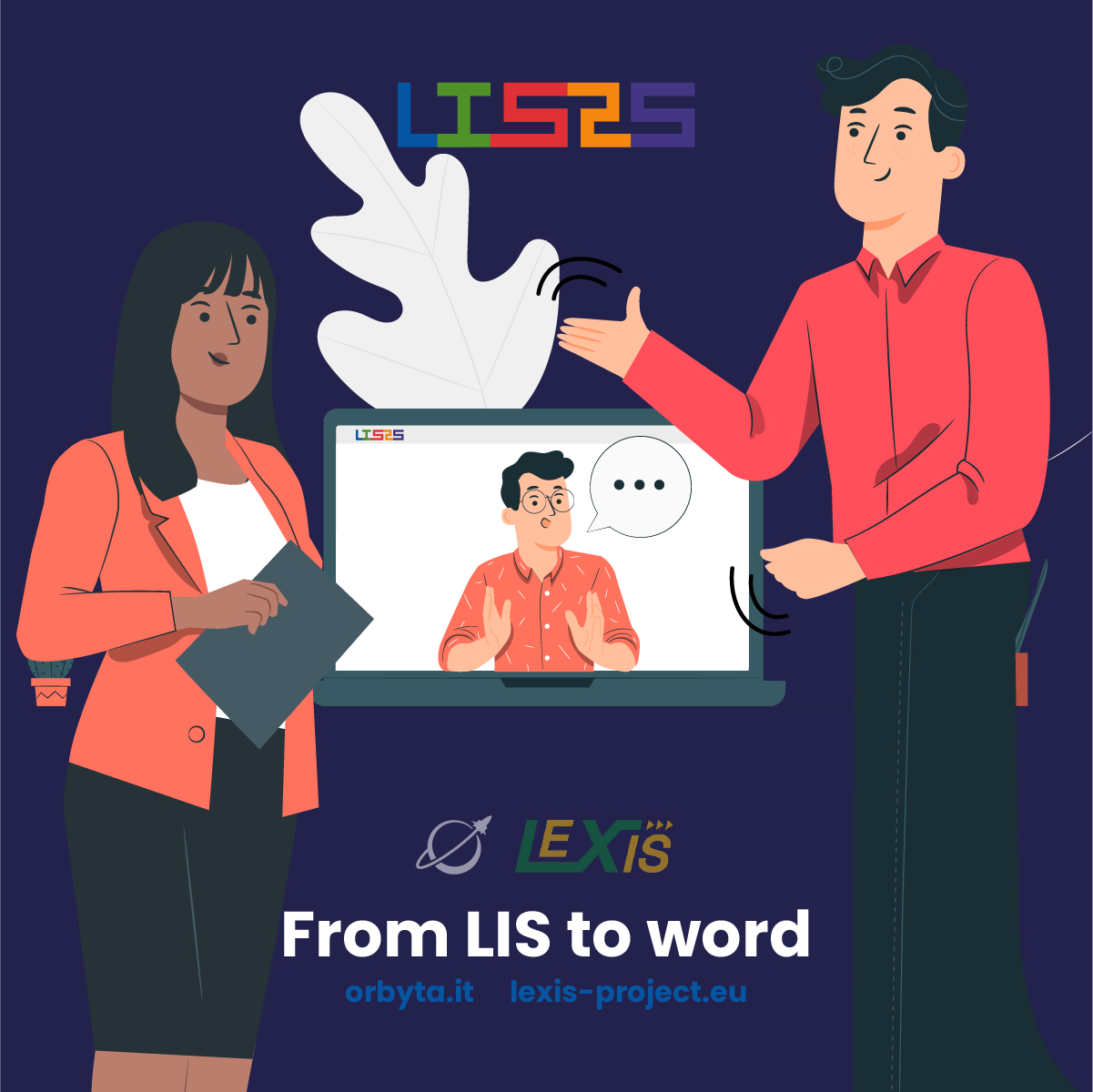 LIS2Speech Project and Lexis Integration