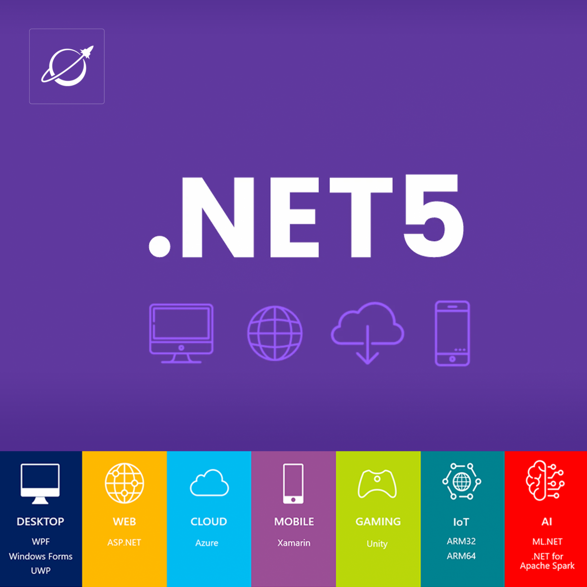 The chosen one: .NET 5