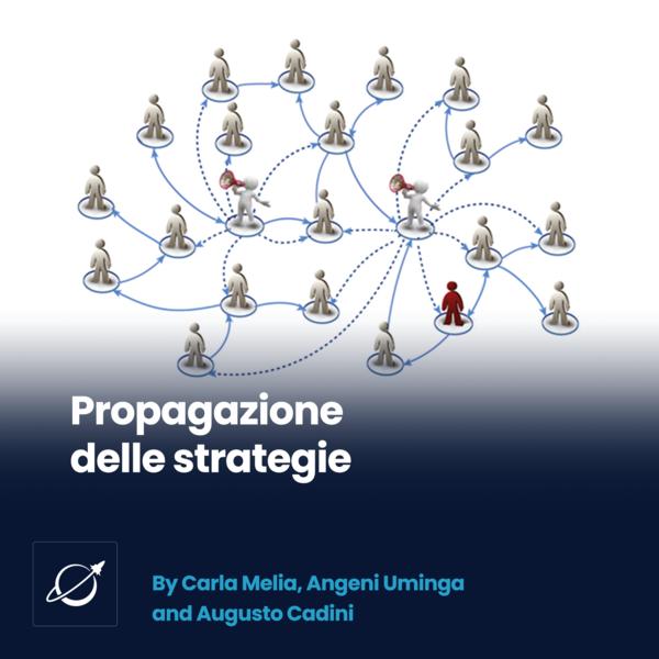Teoria dei giochi: Propagazione delle strategie